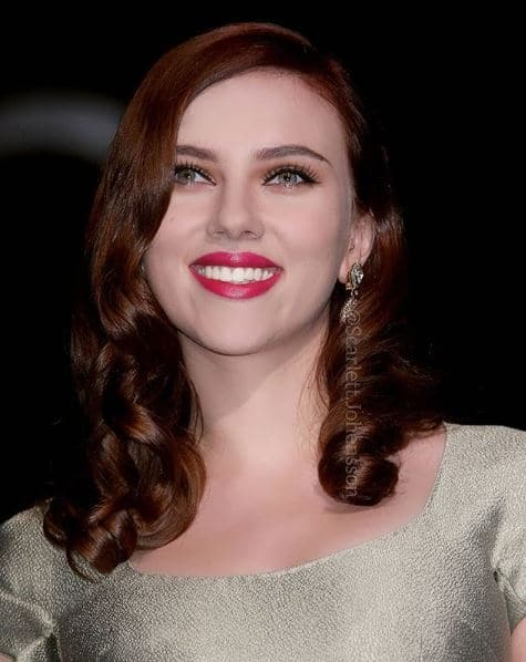 scarlett johansson top hollywood actress