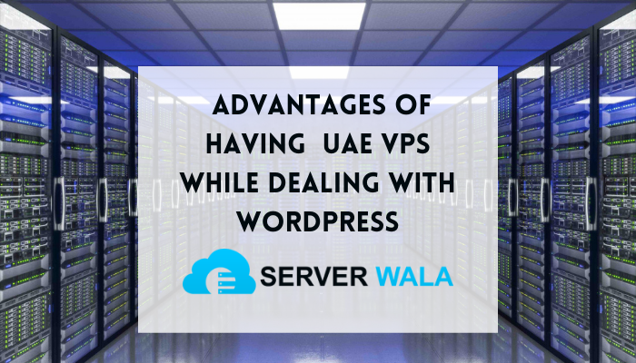 Advantages of Serverwala UAE VPS while dealing with Wordpress
