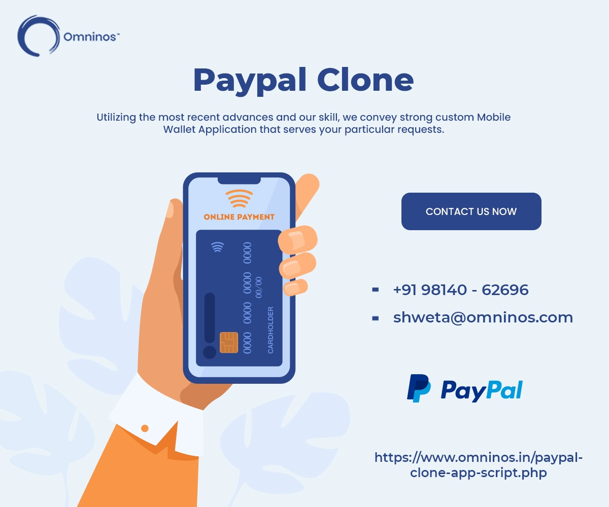 PayPal Clone