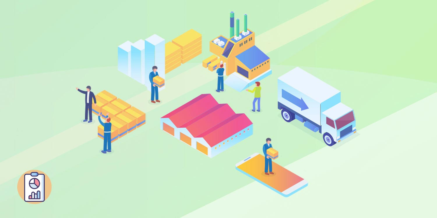 machine learning in supply chain
